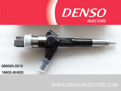 095000-0510,Denso Fuel Injector For Nissan T30,16600-8H800
